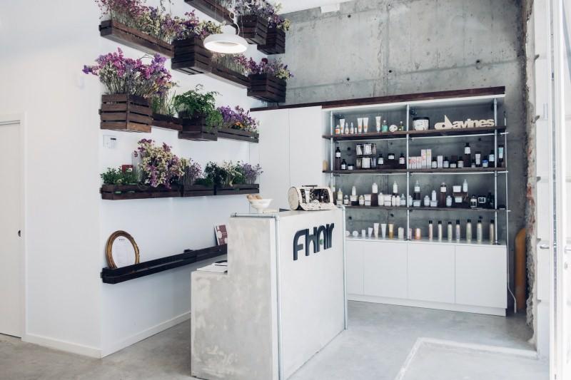 Fhair – Organic Hair Studio