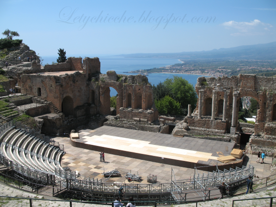 Capatina a Taormina - Letychicche