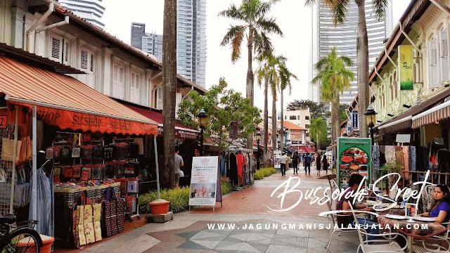 Bussorah street