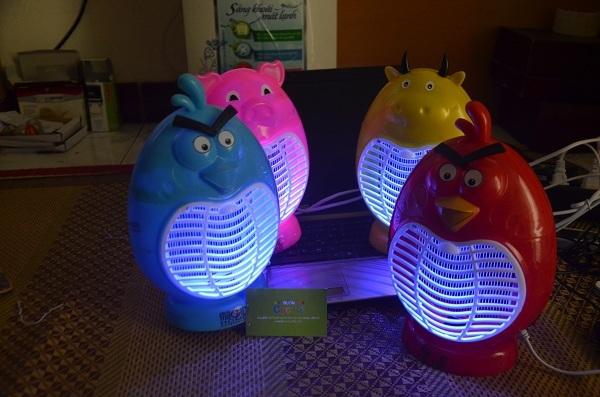 đèn diệt muỗi tốt