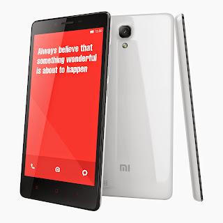 Harga dan Spesifikasi Xiaomi Note Terbaru