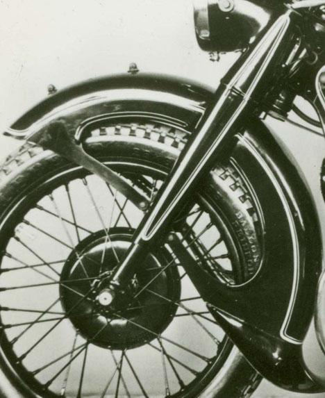 Các dòng xe môtô quân đội (Army) đến từ chiến trường nước Đức