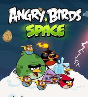 Angry Birds Space Premium For Android Free Download