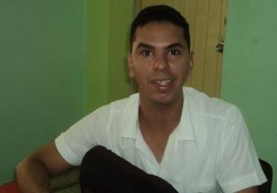 Rosmari Porte Limonta, presidente de la Federación Estudiantil Universitaria (FEU) de la  Universidad de Ciencias Médicas de Guantánamo,
