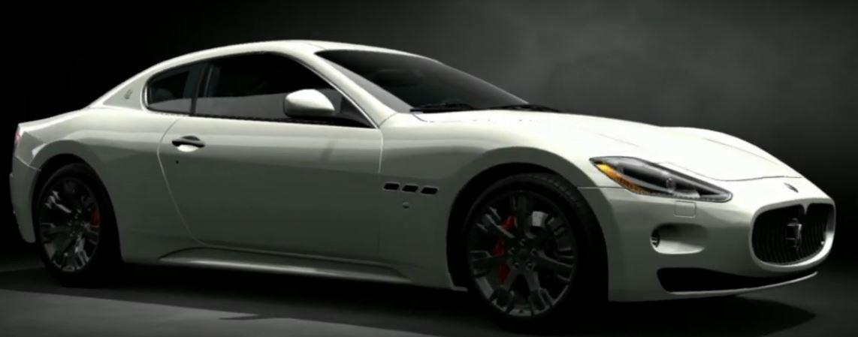Maserati Gran Turismo S 2008