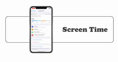 Best iOS 12 Features Screen Time