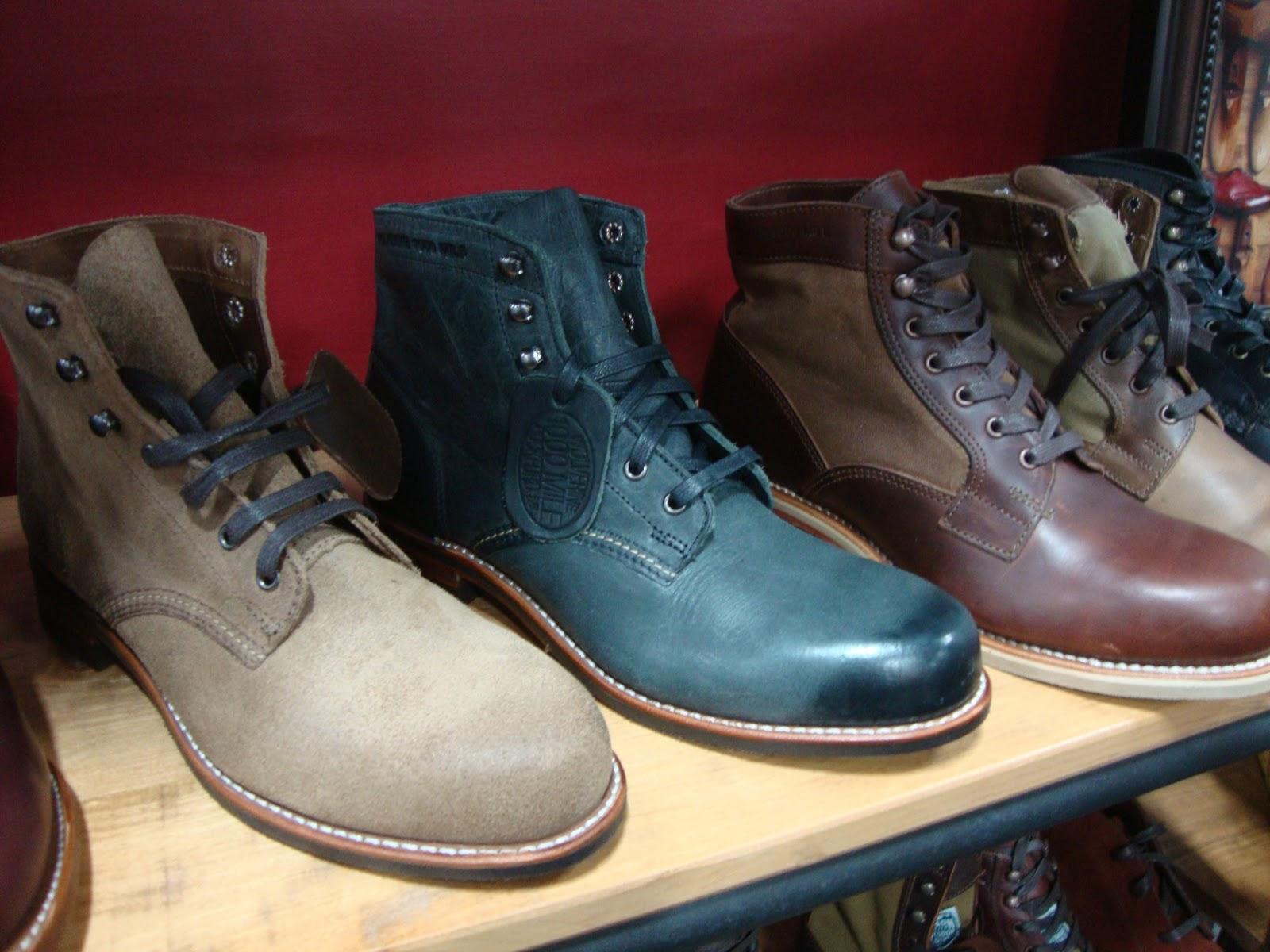 ac6c96f4454 Designer: Wolverine 1000 Mile Shoes & Accessories Fall 2013 ...
