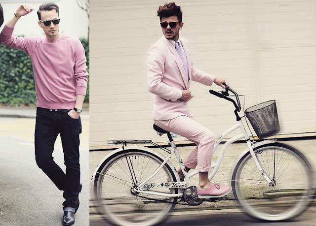 Look Masculino com tons de rosa (2)