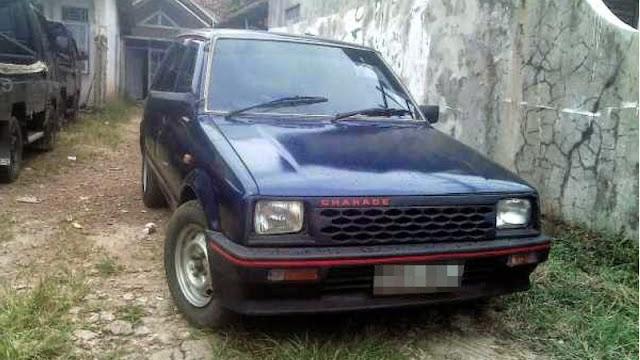 Daihatsu Charade CS G11