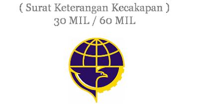 Persyaratan Upgade SKK 60 Mill