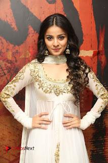 Telugu Actress Mahima Makwana Stills in White Desginer Dress at Venkatapuram Movie Logo Launch  0095.JPG