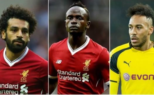 Full List: Salah, Mane and Aubameyang make shortlst of CAF African Player of the Year award