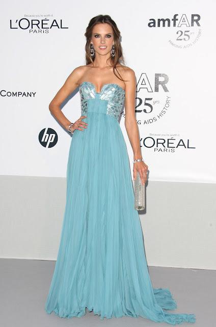 Bellos vestidos de Alessandra Ambrosio | Outfits de Moda