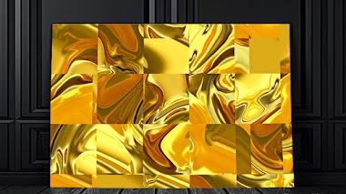 """Nueva colección de impresiones digitales """"Metallic"""""""