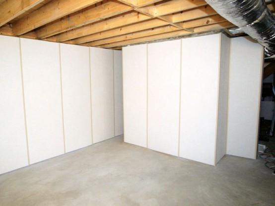 Modern Interior Design : Basement Wall Panels Do It ...