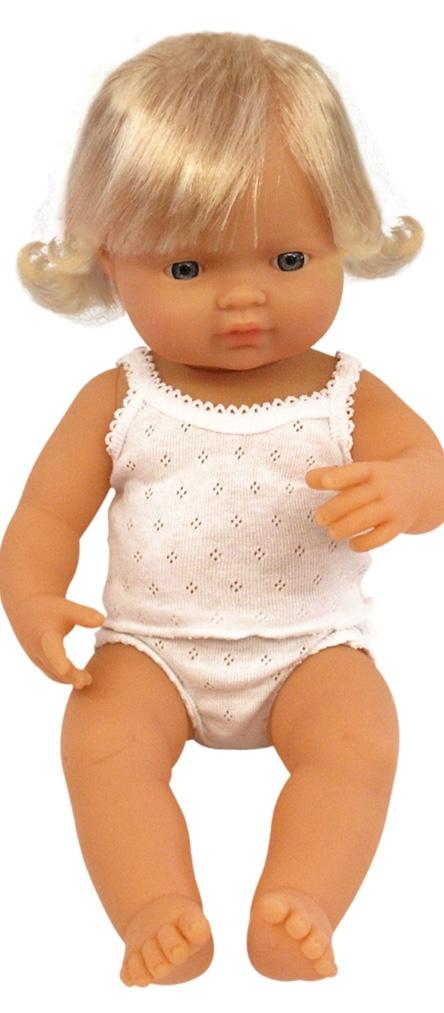 Zapomnieliśmy podłączyć lalkę