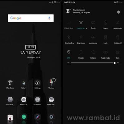 Tema Xiaomi MIUI 8 / MIUI 9 Terbaik dan Populer - Namex