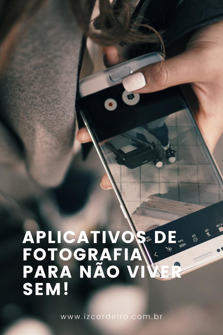 4 app de fotografia para n viver sem