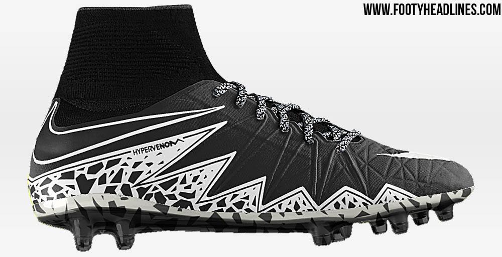 sports shoes d2ea4 2e643 discount nike hypervenom 2 custom 49eb4 28ee2