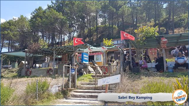 Sabri-Bey-Kamping-Sile