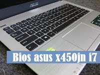 Bios Premium Asus x450jn Intel Core i7 Free Download