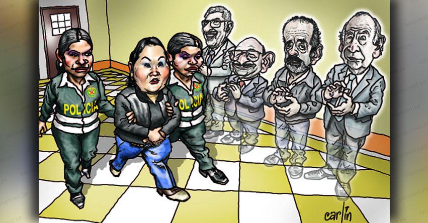 Carlincaturas Viernes 2 Noviembre 2018 - La República