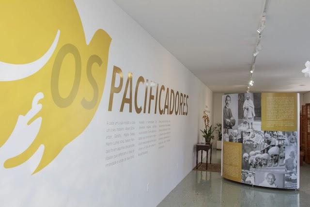 Mostra Os Pacificadores segue em Brasília