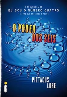 Resenha: O Poder dos Seis, de Pittacus Lore. 12