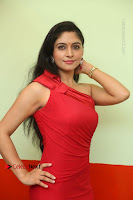 Actress Zahida Sam Latest Stills in Red Long Dress at Badragiri Movie Opening .COM 0038.JPG