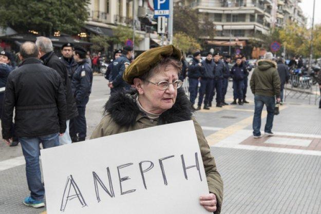 Στο 7,7% η ανεργία στην Ευρωζώνη - Στο 18,5% στην Ελλάδα