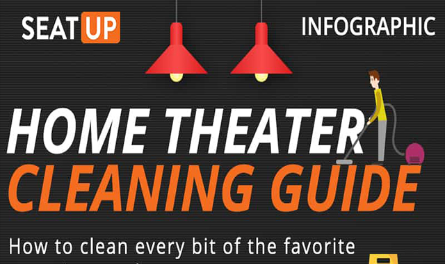 How To Clean Your Favorite Room – Home Theater Cleaning Guide