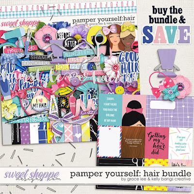 Pamper Yourself: Hair Bundle