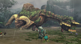 Gambar dari Game Monster Hunter Portable 3rd