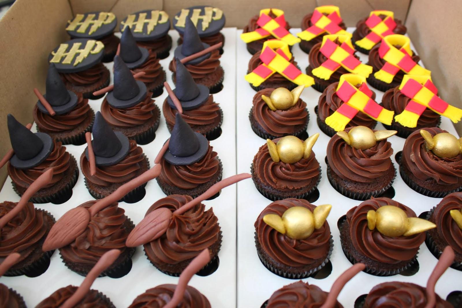 Joyce Cupcakes Cupcakes Harry Potter