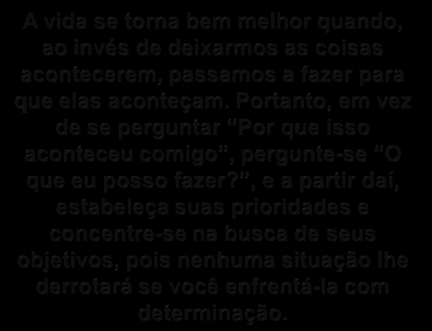Escola Coronel João Pinheiro: Mensagem Para Reflexão