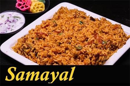 Thakkali Sadam in Tamil / How to make Tomato Rice in Tamil