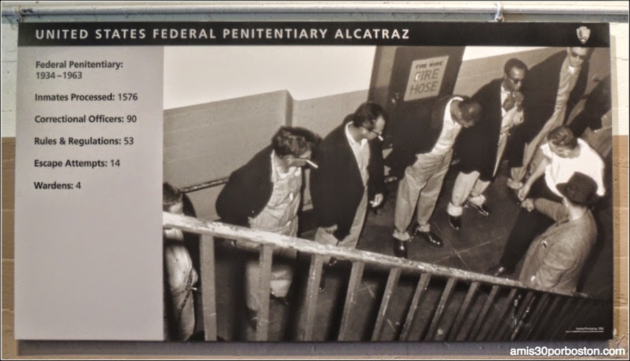 La Prisión de Alcatraz: Cierre de la Prisión