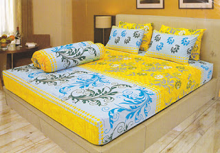 Sprei Lady Rose Sunshine