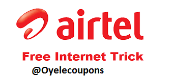 Airtel FREE 500MB 3G Internet Tricks