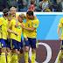 Con lo justo, Suecia le ganó a Suiza y está en cuartos