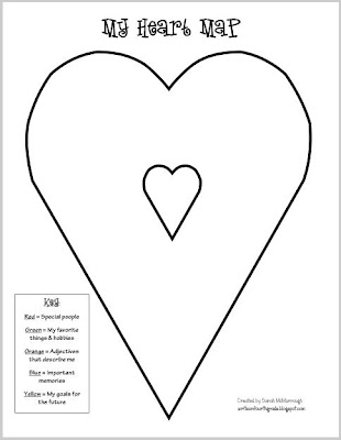Write On, Fourth Grade!: Less Fix-a-Thons, More Heart Maps!
