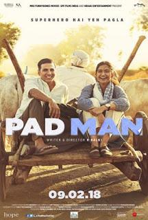 Film Padman 2018