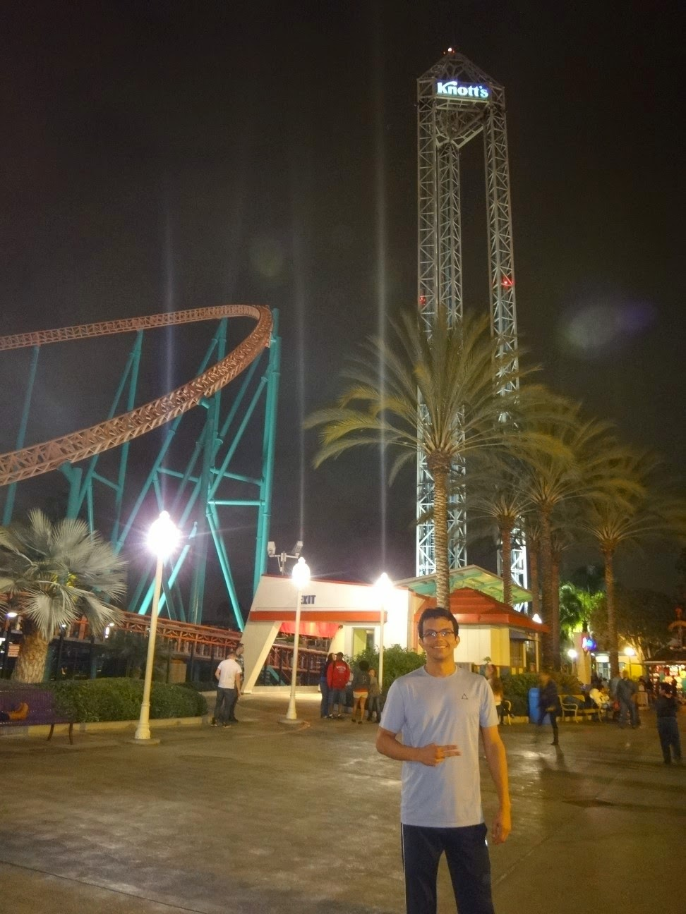 knotts berry farm - los angeles