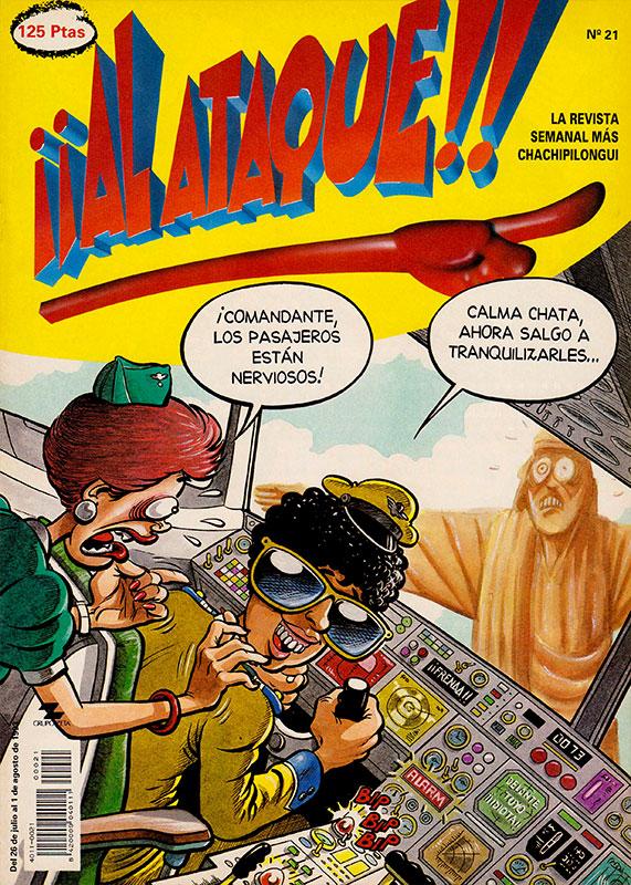 Revista Al ataque Nº 21
