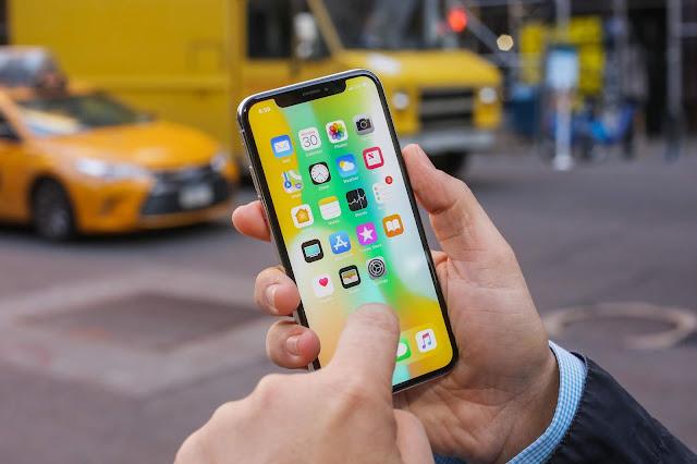 Opps! Telah Diakui Oleh Apple Bahwa Layar Sentuh iPhone X Bermasalah