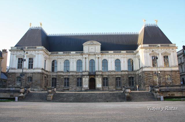 Palacio del Parlamento de Bretaña, Rennes