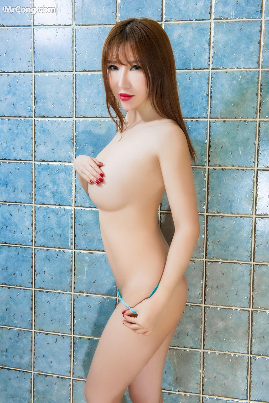 Image SLADY-2017-05-25-No.002-Han-Enxi-MrCong.com-029 in post SLADY 2017-05-25 No.002: Người mẫu Han Enxi (韩恩熙) (45 ảnh)