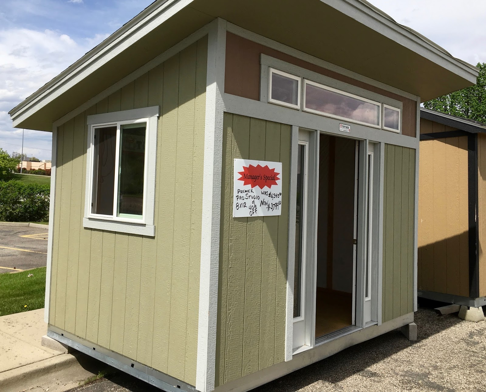 Syonyk 39 s project blog july 2016 for Tuff sheds
