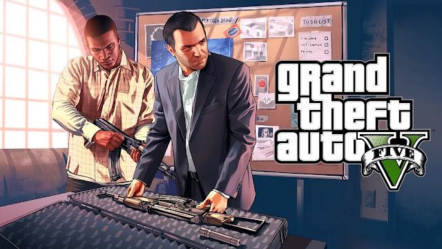 تحميل لعبة GTA V للكمبيوتر من ميديا فاير