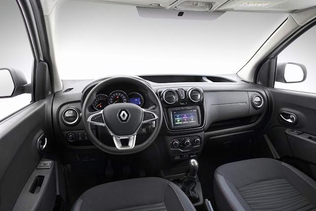 Novo Renault Kangoo 2019